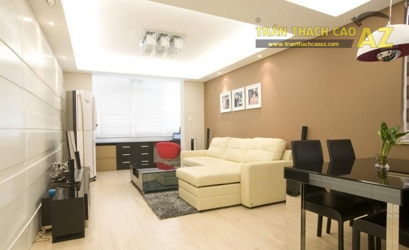 Trần thạch cao - yếu tố không thể thiếu của thiết kế nội thất hiện đại - 02