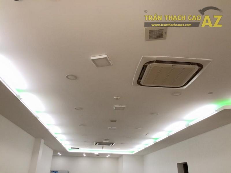 Hoàn thiện trần vách thạch cao khu vực sảnh của Công ty TNHH Y Dược Kinh Đô - 03