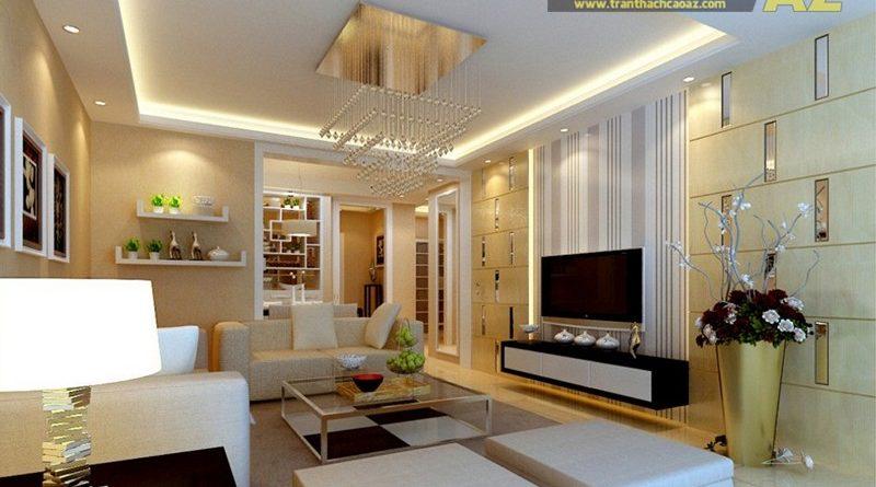 3 lưu ý cực quan khi sử dụng trần thạch cao trong thiết kế nội thất