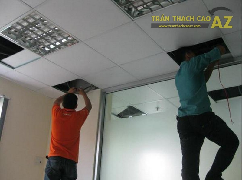 Cần tìm đơn vị sửa chữa trần thạch cao uy tín tại Hà Nội