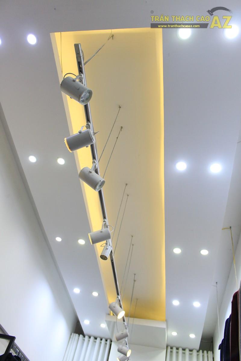 Mẫu trần thạch cao shop đẹp, độc, lạ của Thời trang xuất khẩu 37 phố Huế - 01
