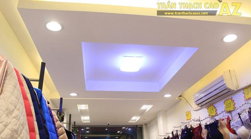 Ngắm thiết kế trần thạch cao shop đẹp tráng lệ của VIC's Shop, 207 Giảng Võ