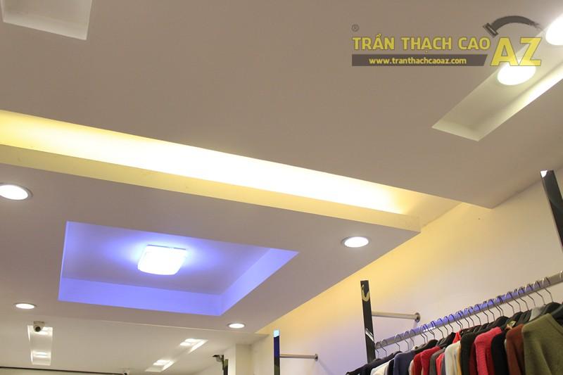 Ngắm thiết kế trần thạch cao shop đẹp tráng lệ của VIC's Shop, 207 Giảng Võ - 03