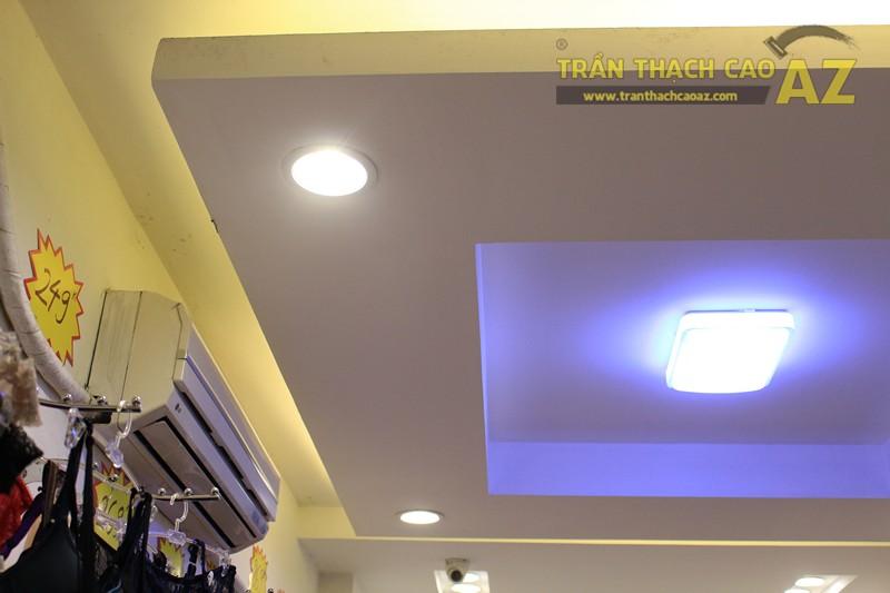 Ngắm thiết kế trần thạch cao shop đẹp tráng lệ của VIC's Shop, 207 Giảng Võ - 04