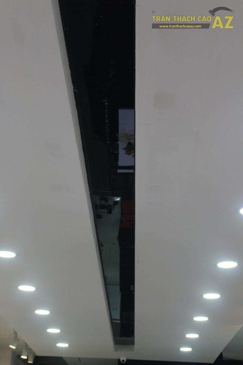 Trần thạch cao cho cửa hàng thời trang Eleanor & Charlotte 249 Phố Huế, Hai Bà Trưng, Hà Nội