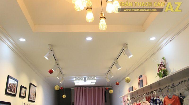 Trang trí trần thạch cao đẹp đơn giản, hiện đại, bắt mắt như Baby Closet by T&T Giảng Võ