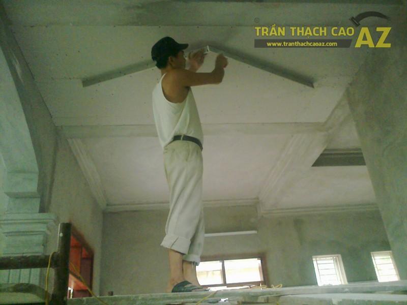 Cần tìm đơn vị thi công trần thạch cao tốt nhất khu vực Phủ Lý, Hà Nam