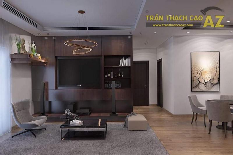 Nhận thiết kế và thi công hoàn thiện nội thất cho chung cư Park Hill