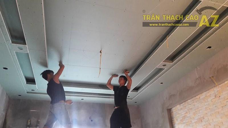 Làm sao để tìm được đội thợ thi công trần thạch cao giỏi