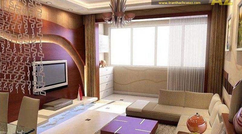 Gợi ý cách chọn trần thạch cao phòng khách đơn giản mà đẹp