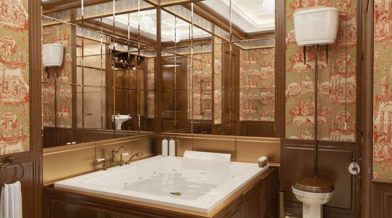 20 mẫu trần thạch cao phòng tắm xu hướng năm 2017