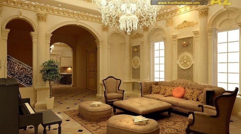 Sở hữu nhà đẹp nhanh chóng và tiết kiệm chi phí với trần thạch cao