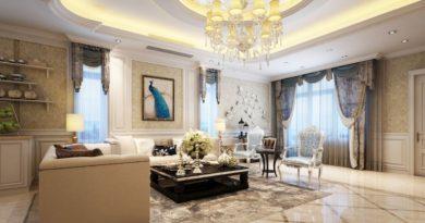"""3 xu hướng thiết kế trần thạch cao phòng khách """"làm mưa làm gió"""" 2018"""