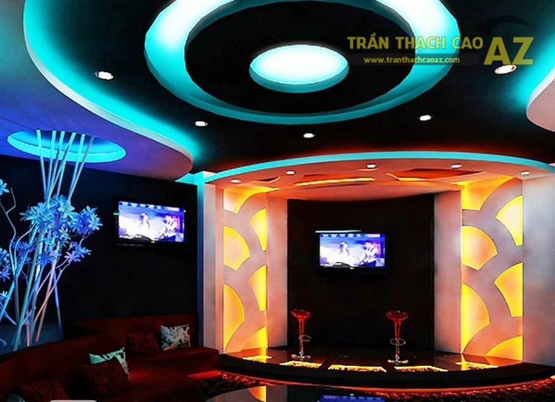 14 mẫu trần thạch cap Karaoke thời thượng - 07