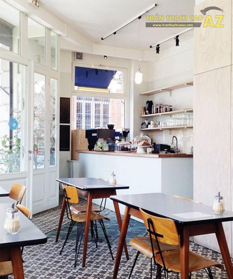 Update xu hướng 2017 mẫu trần thạch cao quán cà phê đẹp nhất