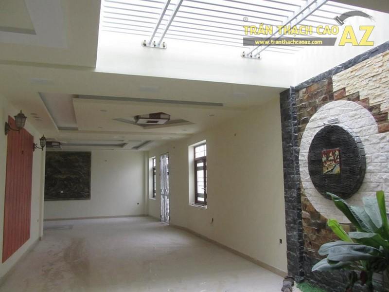 Hoàn thiện trần thạch cao cho nhà anh Long, Ngõ 111, Nguyễn Phong Sắc, Cầu Giấy