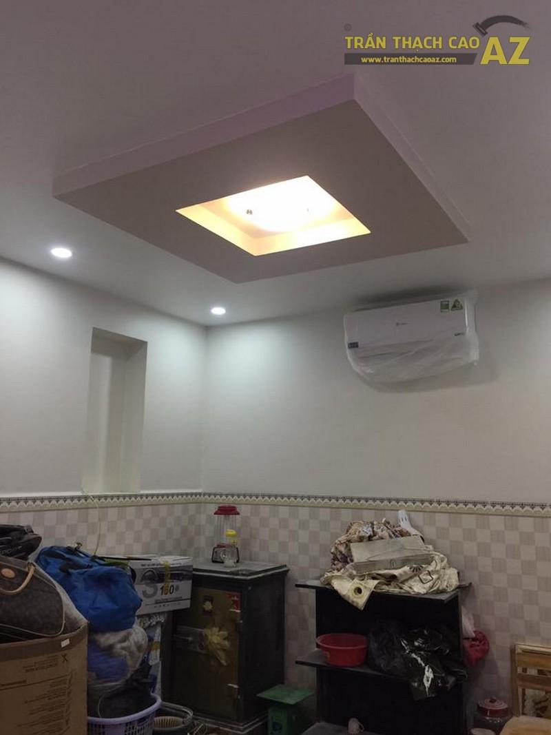 Hoàn thiện trần thạch cao cho nhà anh Phú, Vạn Phúc, Hà Đông, Hà Nội