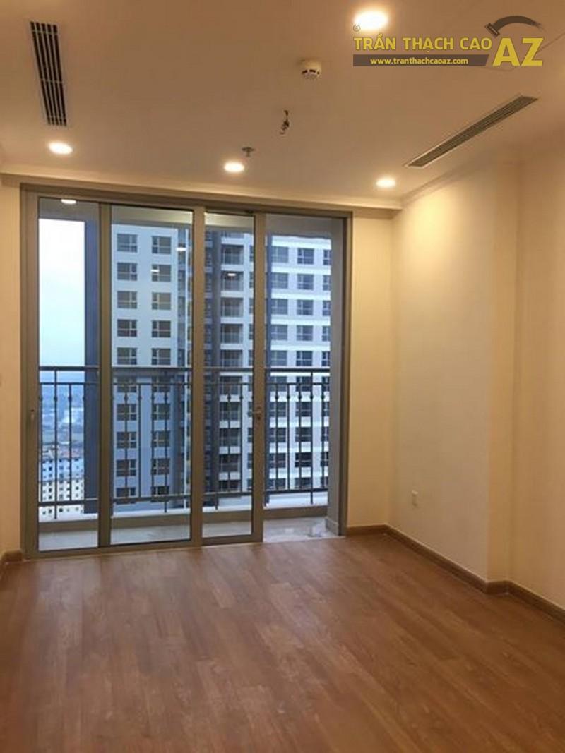 Thi công trần thạch cao tại nhà anh Duy, CT36 - Dream Home, Hoàng Mai