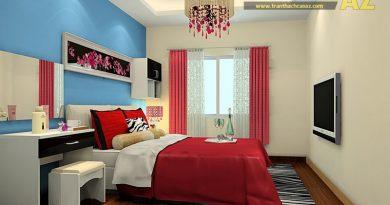 10 mẫu trần thạch cao phòng ngủ đẹp cho phòng dưới 20m2
