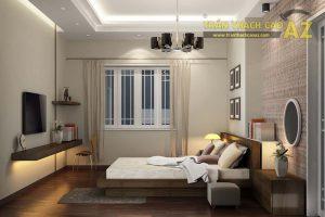 Mẫu trần thạch cao phòng ngủ vợ chồng đẹp nhất 2019 -01