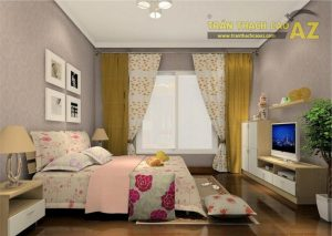 Mẫu trần thạch cao phòng ngủ vợ chồng đẹp nhất 2019 -05