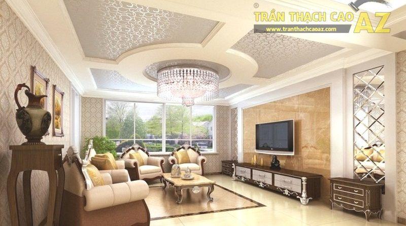 AZ - Công ty chuyên thiết kế, thi công trần thạch cao Vĩnh Tường tại Hà Nam