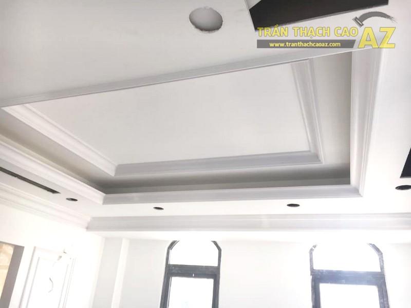3 phòng ngủ có thiết kế trần thạch cao khá giống nhau - trần thạch cao phòng ngủ 1