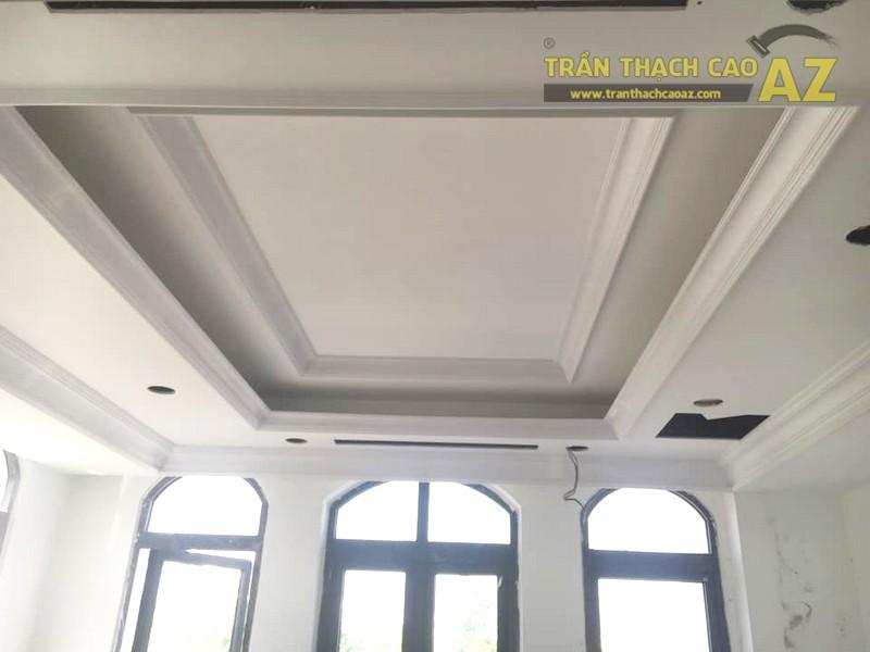 3 phòng ngủ có thiết kế trần thạch cao khá giống nhau - trần thạch cao phòng ngủ 2