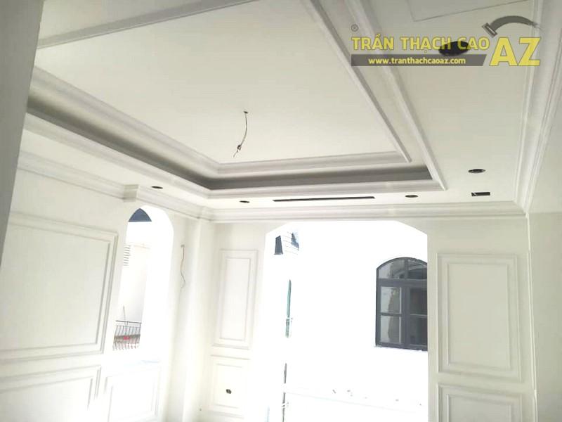 3 phòng ngủ có thiết kế trần thạch cao khá giống nhau - trần thạch cao phòng ngủ 3