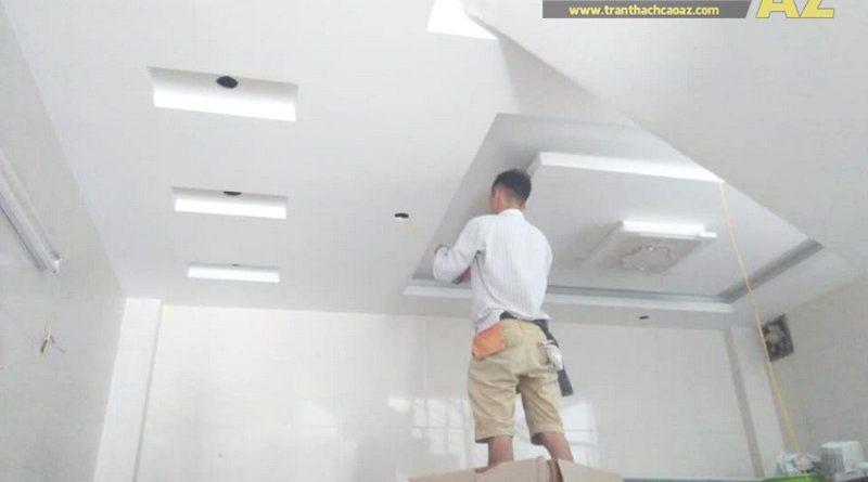 Thợ sửa chữa trần thạch cao giá rẻ tại Hà Nam